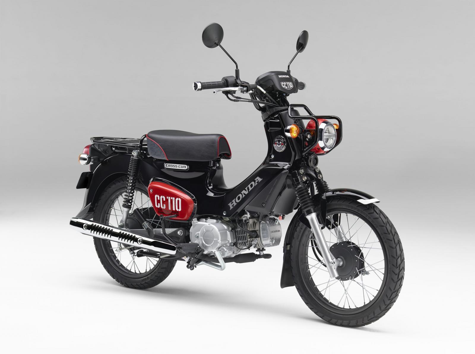 2020 Honda Cross Cub 110