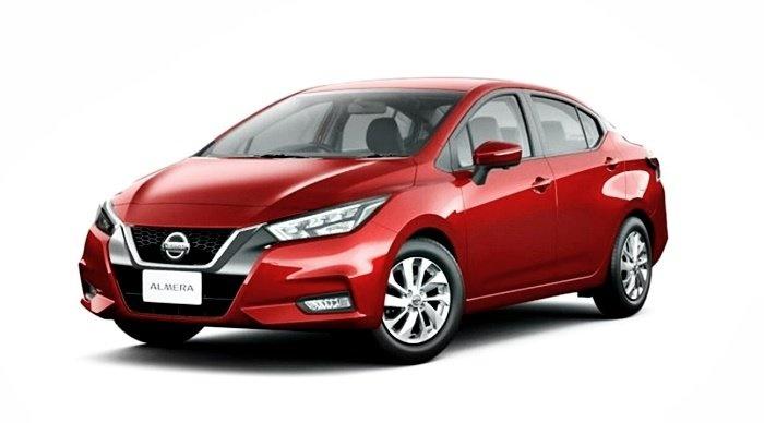 Nissan Almera 2020