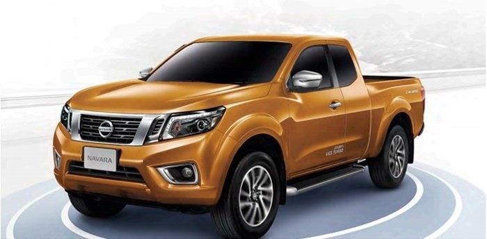 Nissan Navara 2020 King Cab