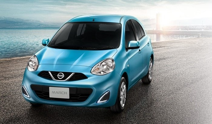 Nissan March2020