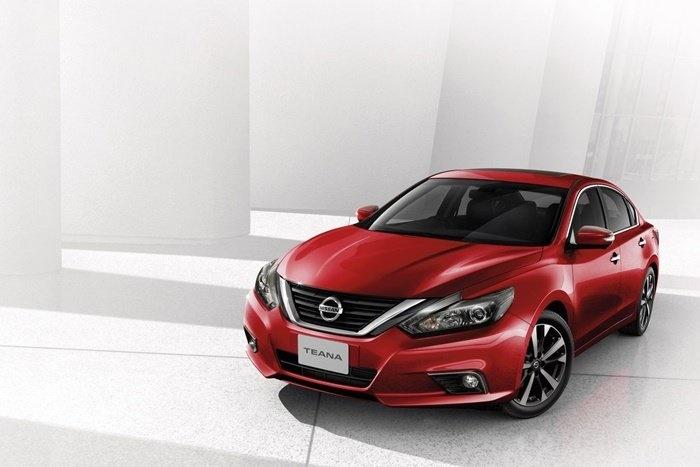 Nissan Teana 2020