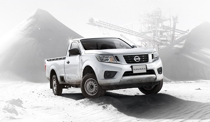 Nissan Navara 2020 Single Cab