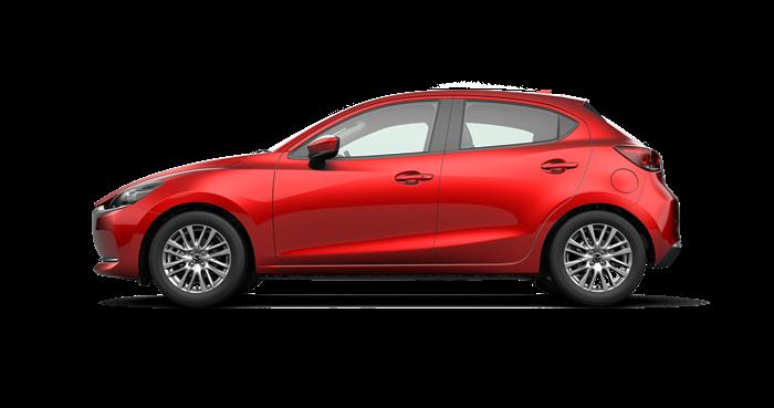 Mazda 2 2020 Hatchback