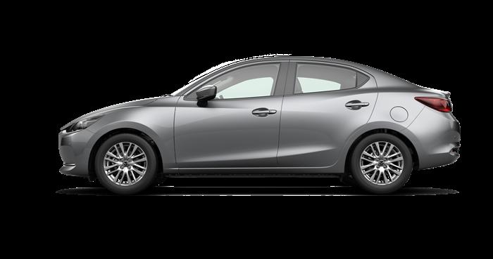 Mazda 2 2020 Sedan