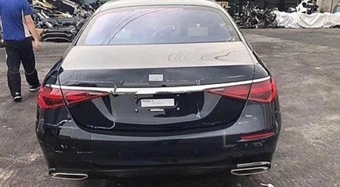 All-new Mercedes-Benz S-Class 2021