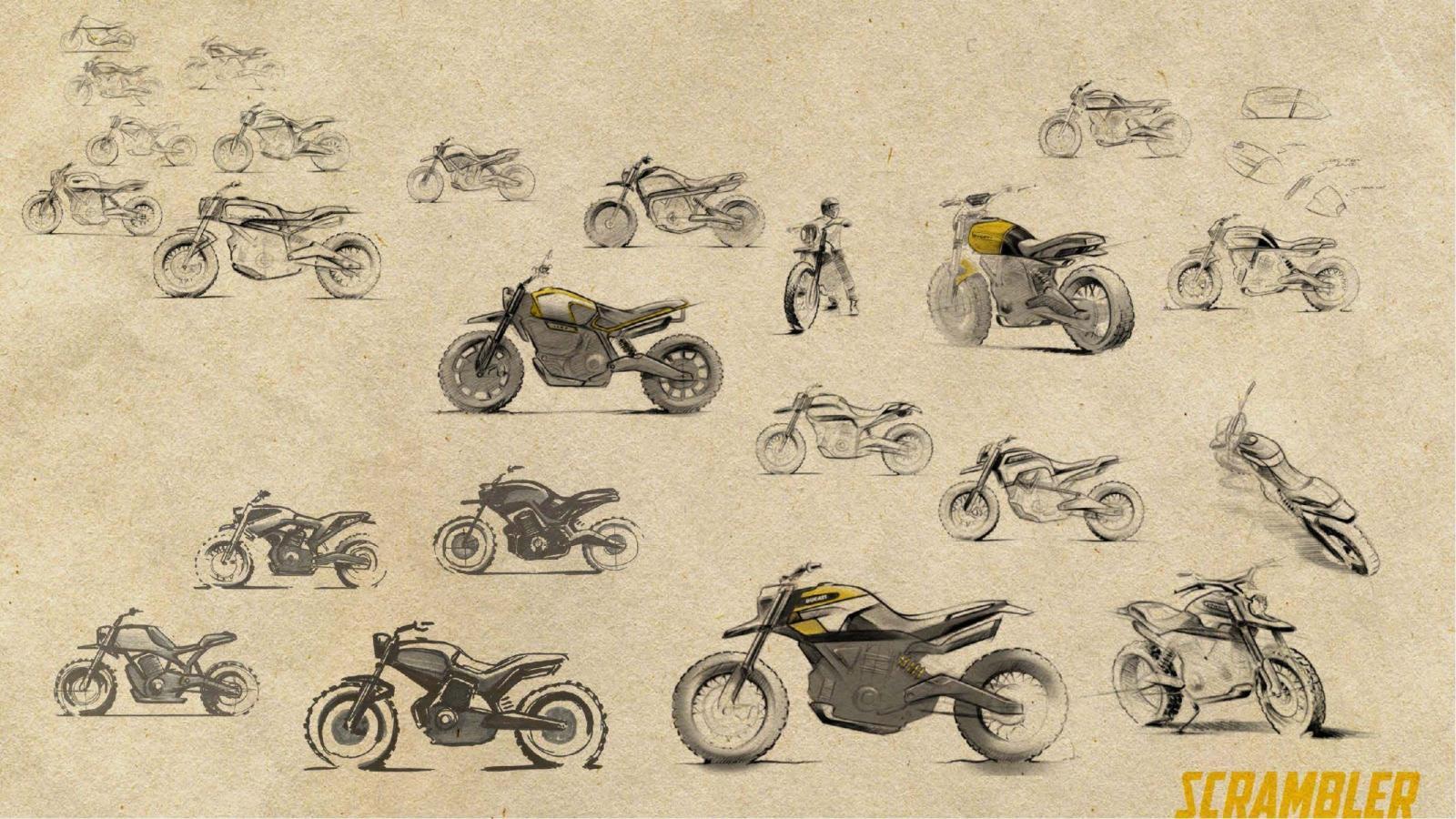 All New Ducati Scrambler 2020