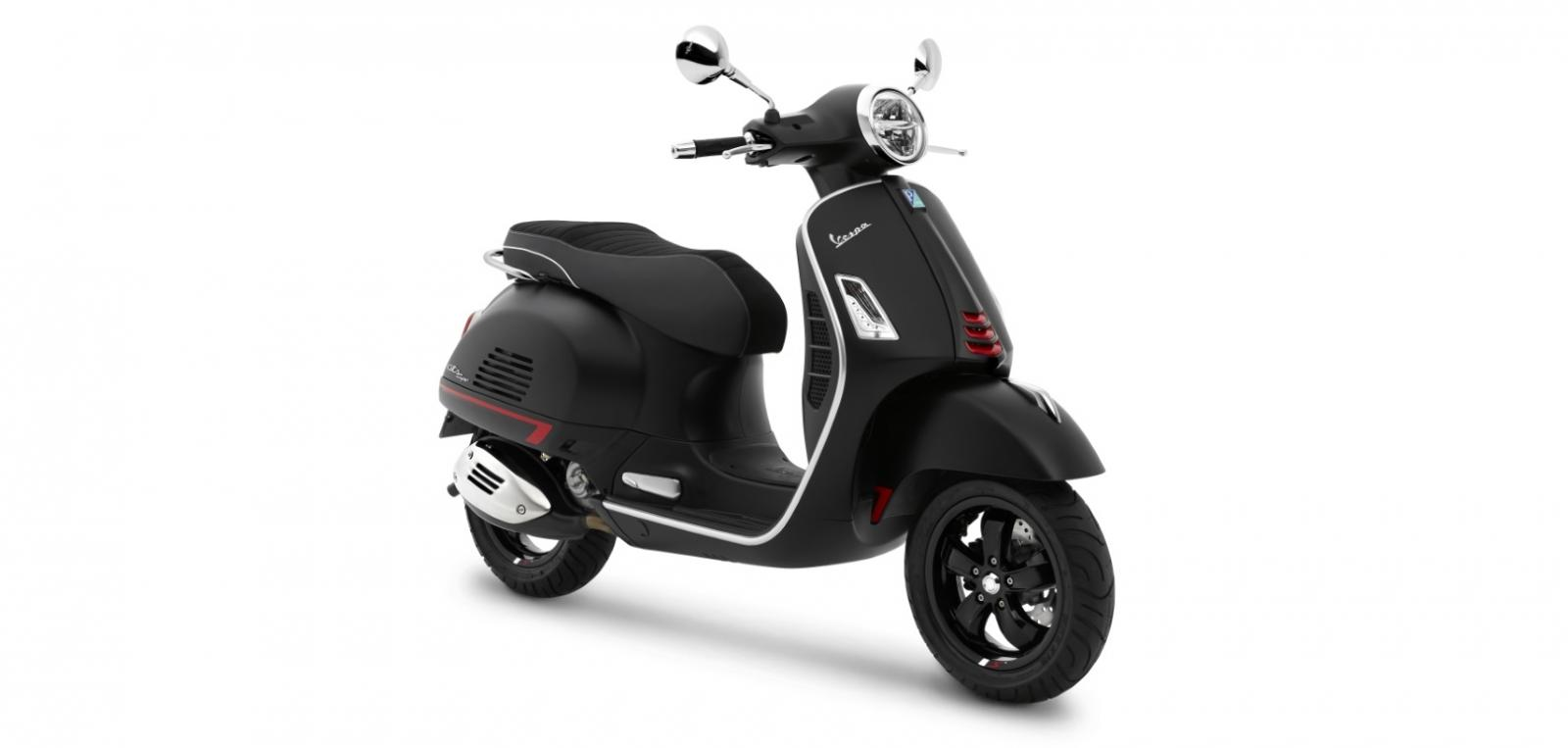 2020 Vespa GTS Super Sport 300 HPE