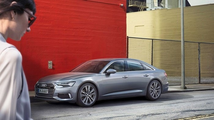 Audi A6 40 TFSI S line (sedan)