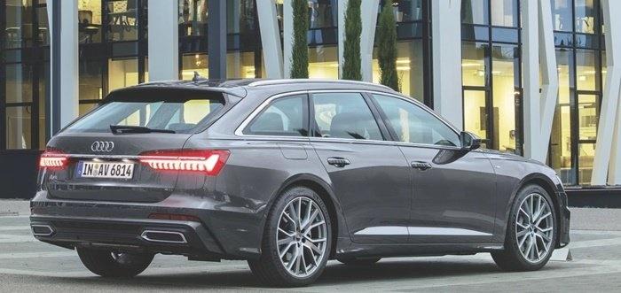 Audi A6 Avant 40 TFSI S line (Wagon)