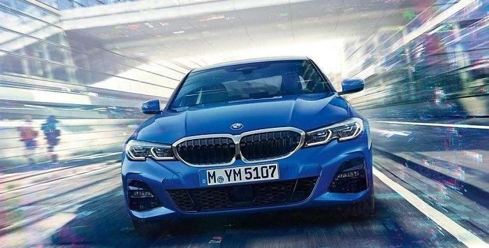 BMW 3Series 2020