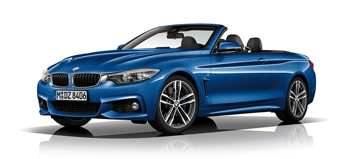 BMW 4 Series 2020 430i Convertible M Sport (เปิดประทุน)