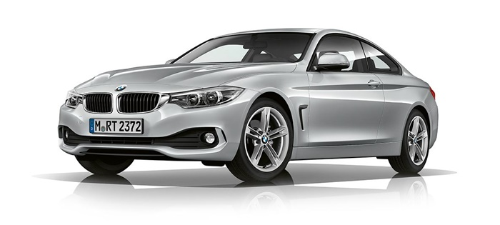 BMW 4 Series 2020 430i Coupé M Sport
