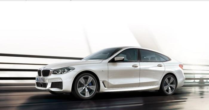 BMW 6Series Gran Turismo2020