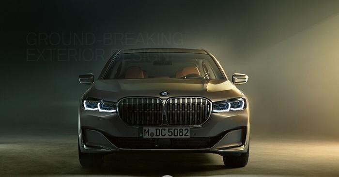 BMW 7Series 2020