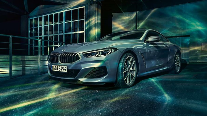 BMW 8 Series 2020 M850i xDrive Coupé (คูเป้)