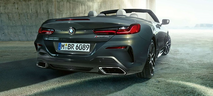 BMW 8 Series 2020 M850i xDrive Convertible (เปิดประทุน)