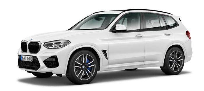 BMW X32020