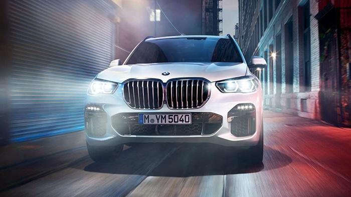 BMW X52020