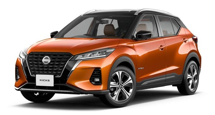 Nissan Kicks e-POWER 2020