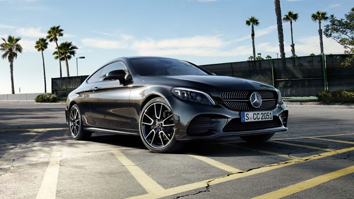 Mercedes Benz C-Class 2020 Coupe