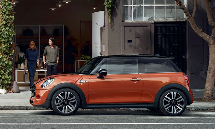 MINI Cooper 3 Door Hatch 2020