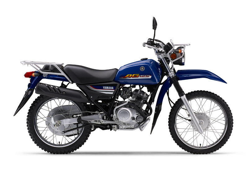 2020 Yamaha AG125