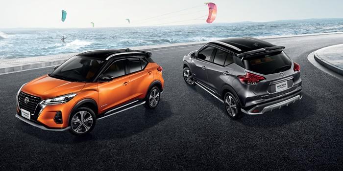 Nissan Kicks e-POWER 2020 เริ่ม 8.89 แสนบาท