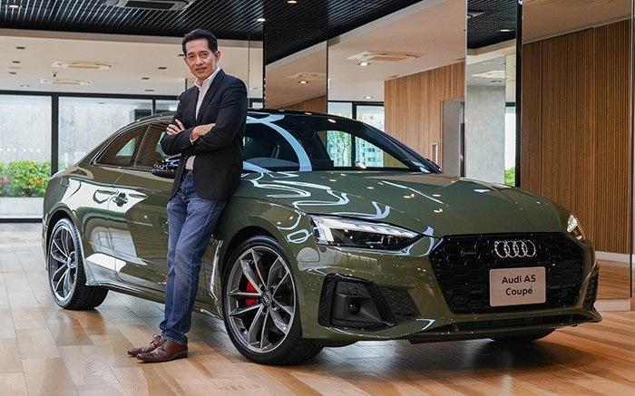 Audi A5 2020 ใหม่ปรับโฉม ราคาเริ่มต้น 2,699,000 บาท