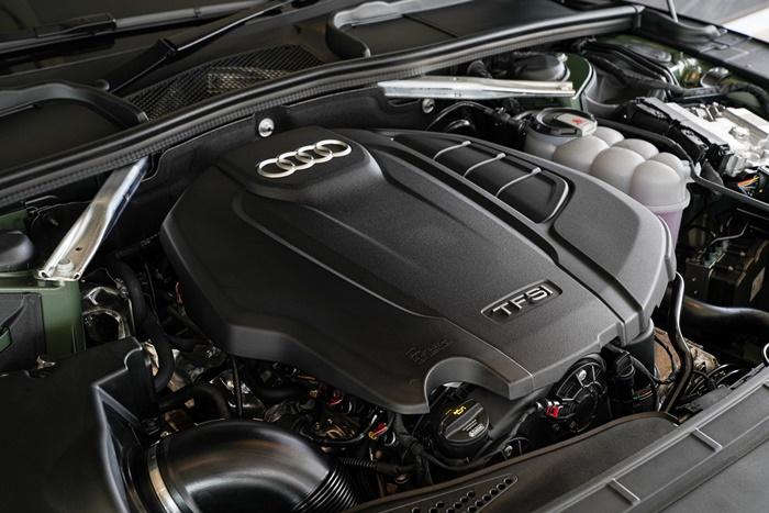 Audi A5 2020 มาพร้อม 2 ขุมพลัง