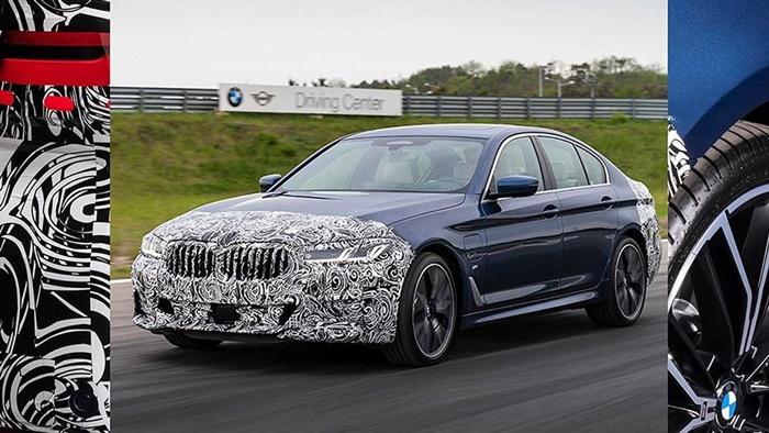 BMW 5 Series และ BMW 6