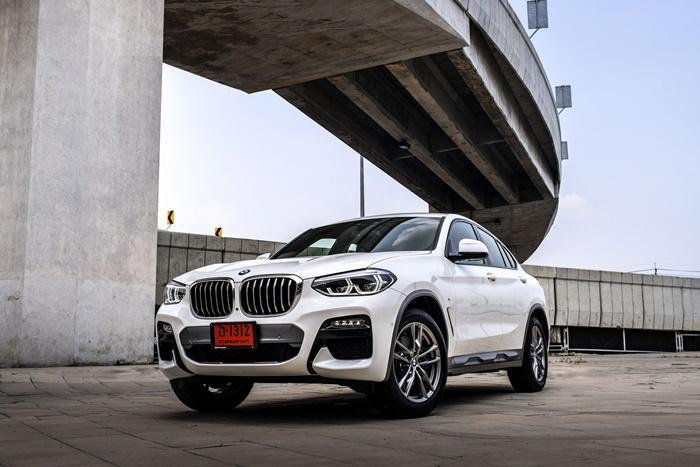BMW X4 xDrive20d M Sport X 2020