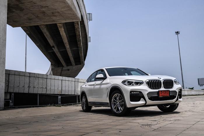 BMW X4 xDrive20d M Sport X 2020 ครบครันด้วยอุปกรณ์ความปลอดภัย