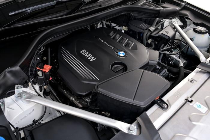ขุมพลัง BMW X4 xDrive20d M Sport X 2020
