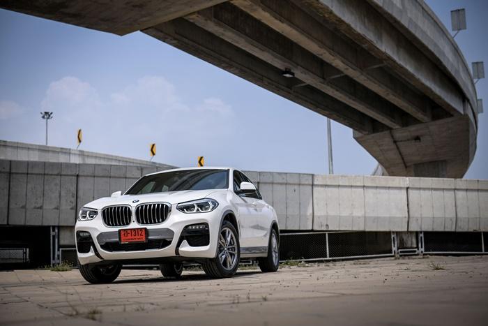 ภายนอก BMW X4 xDrive20d M Sport X 2020