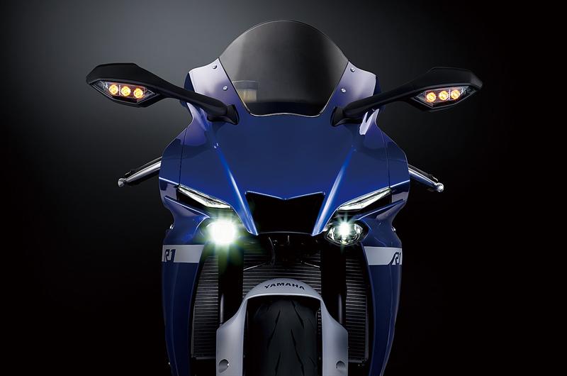 2020 Yamaha YZF R1