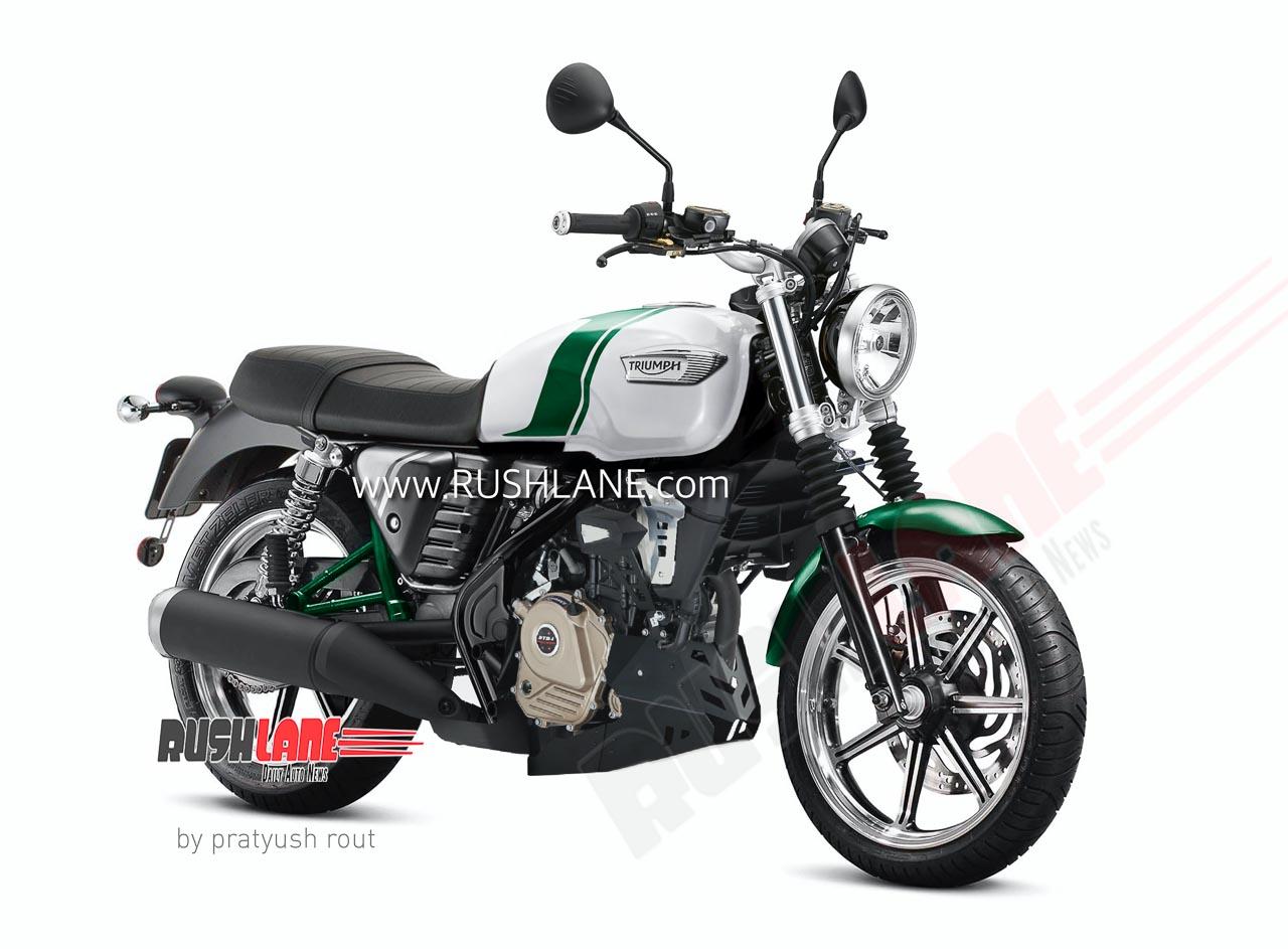 2020 Triumph 200