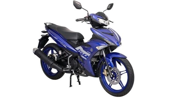 Yamaha Exciter 150 2020 (สีน้ำเงิน)