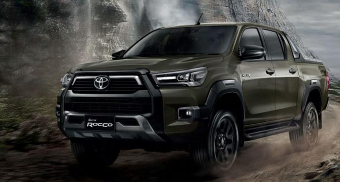 Toyota Revo 2020 แข็งแกร่ง และดุดันมากขึ้น