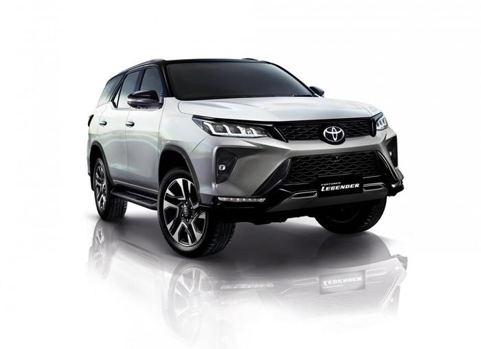 Toyota Fortuner2020LEGENDER