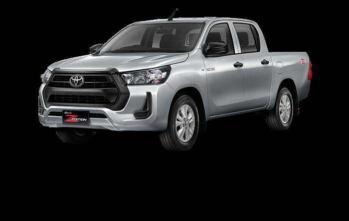 Toyota Hilux Revo 2020 รุ่น Z-edition