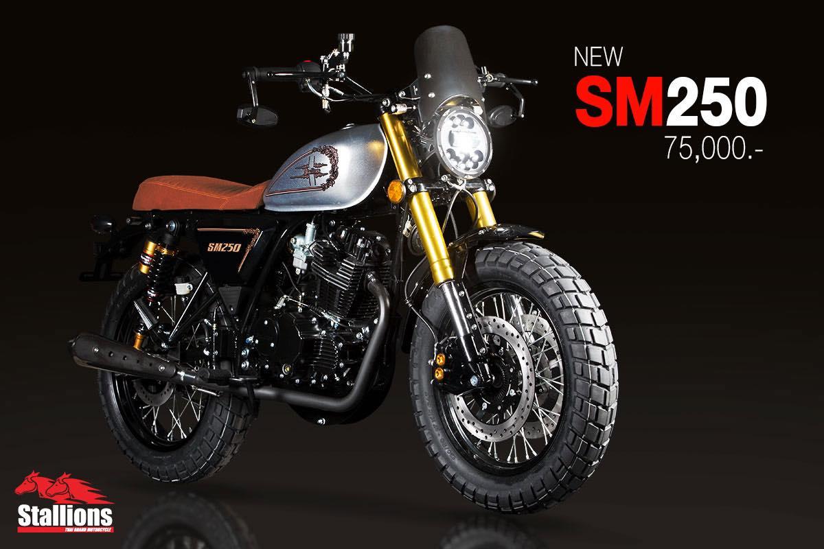 2020 Stallions SM250