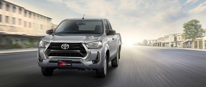Toyota Hilux Revo 2020 Z-Edition เริ่ม 6.09 แสนบาท