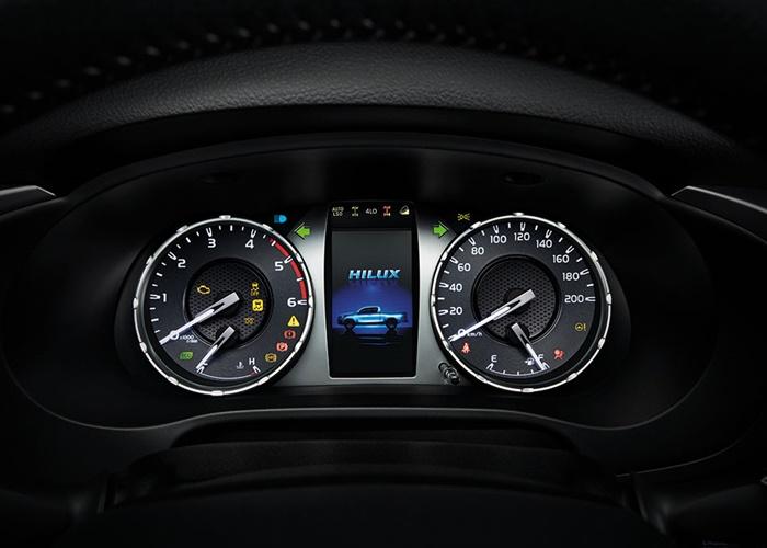 จอแสดงข้อมูลการขับขี่ (MID) จอสีแบบ TFT