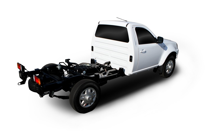 TATA Xenon Single Cab 150NX-PERT Cab Chassis
