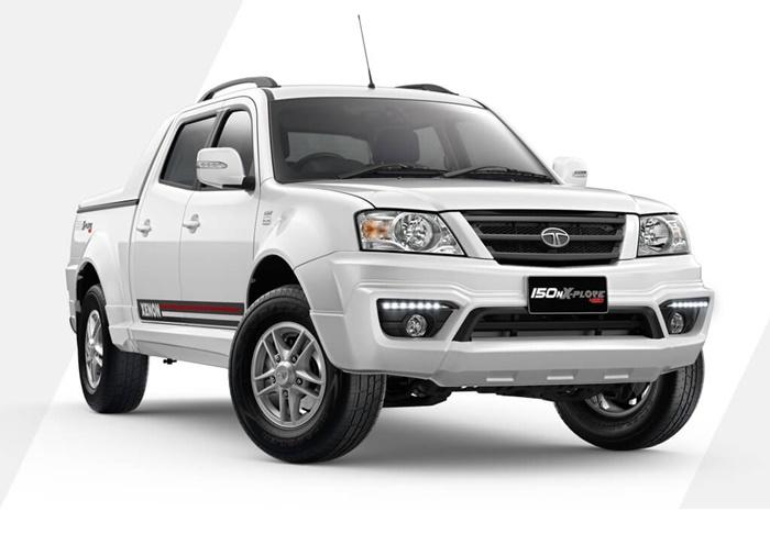 TATA Xenon Double Cab 150NX- PLORE