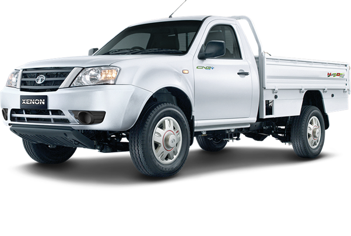 TATA Xenon Giant Heavy Duty CNG+