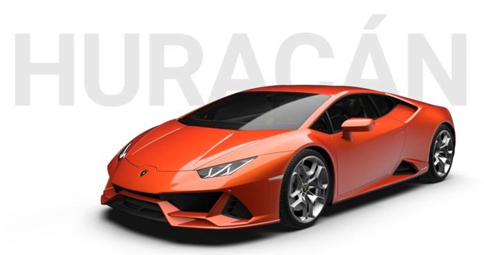 LamborghiniHuracán