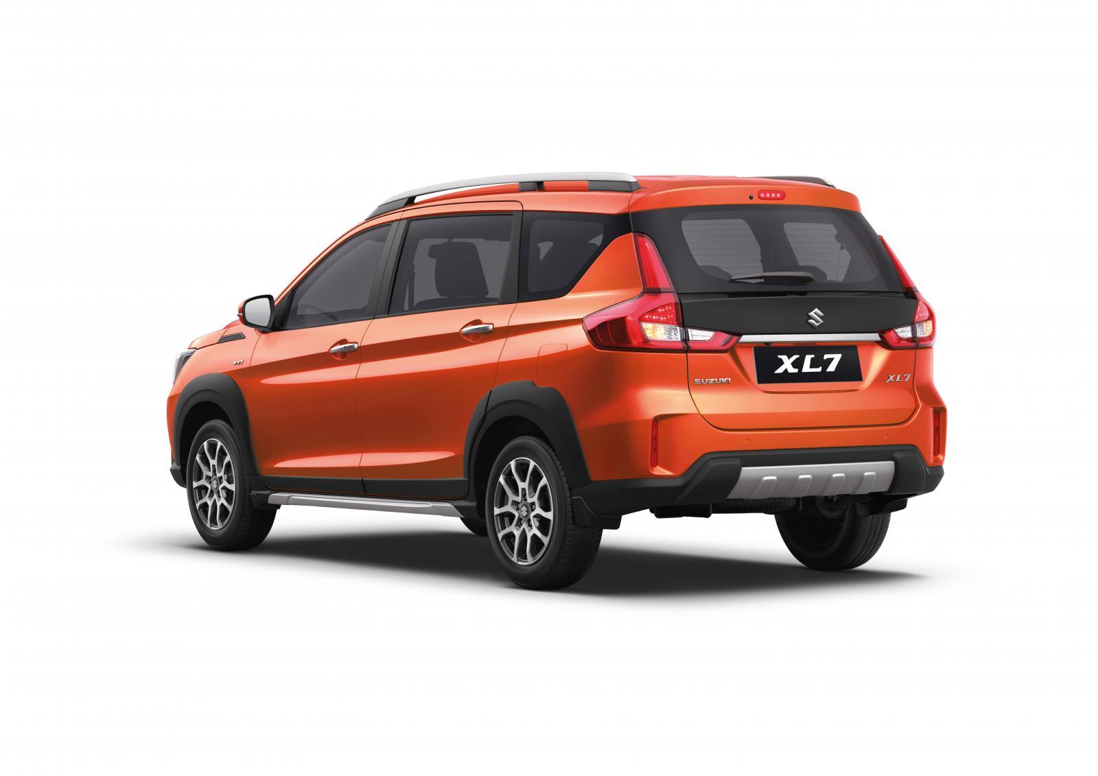ราคาและตารางผ่อน ดาวน์ Suzuki XL7 2020