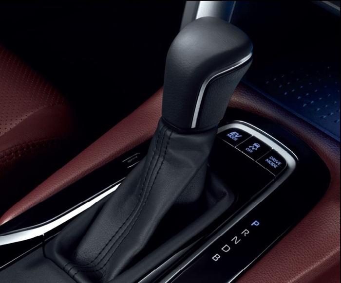 เครื่องยนต์Toyota Corolla Cross 2020
