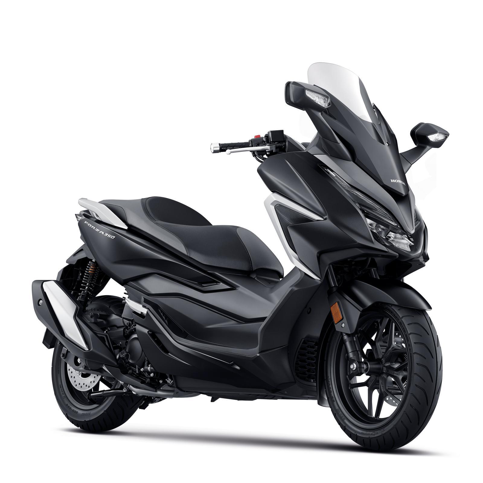 2020 Honda Forza 350